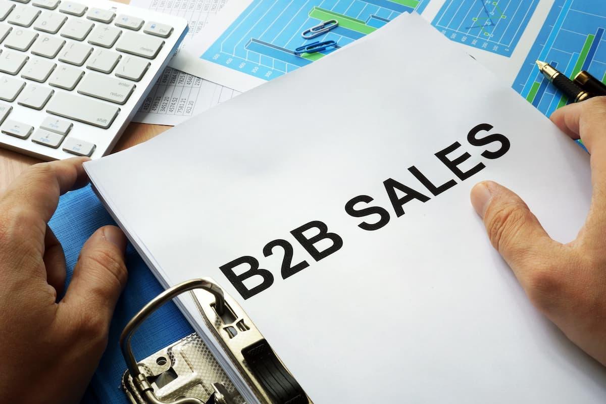 Está com dificuldade de vender no B2B? Conheça 7 dicas para te ajudar