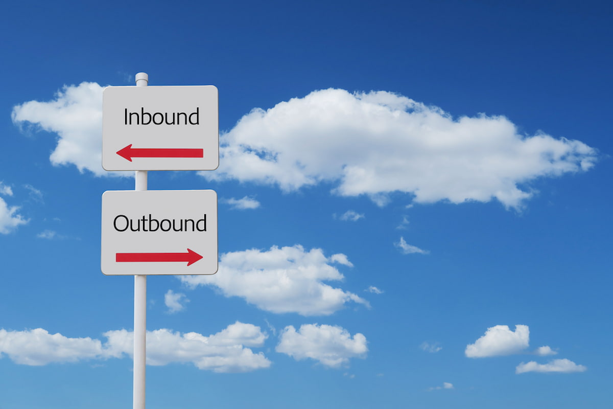 O que é Venda Inbound e Venda Outbound?