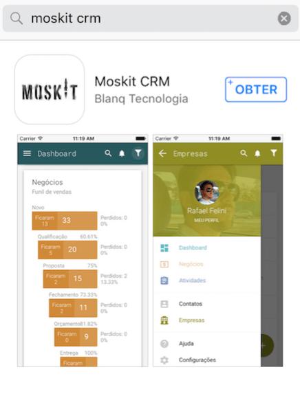 App Moskit