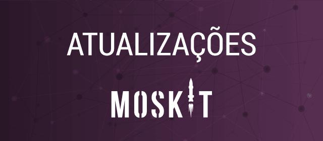 Atualizações no Moskit para o RD Summit