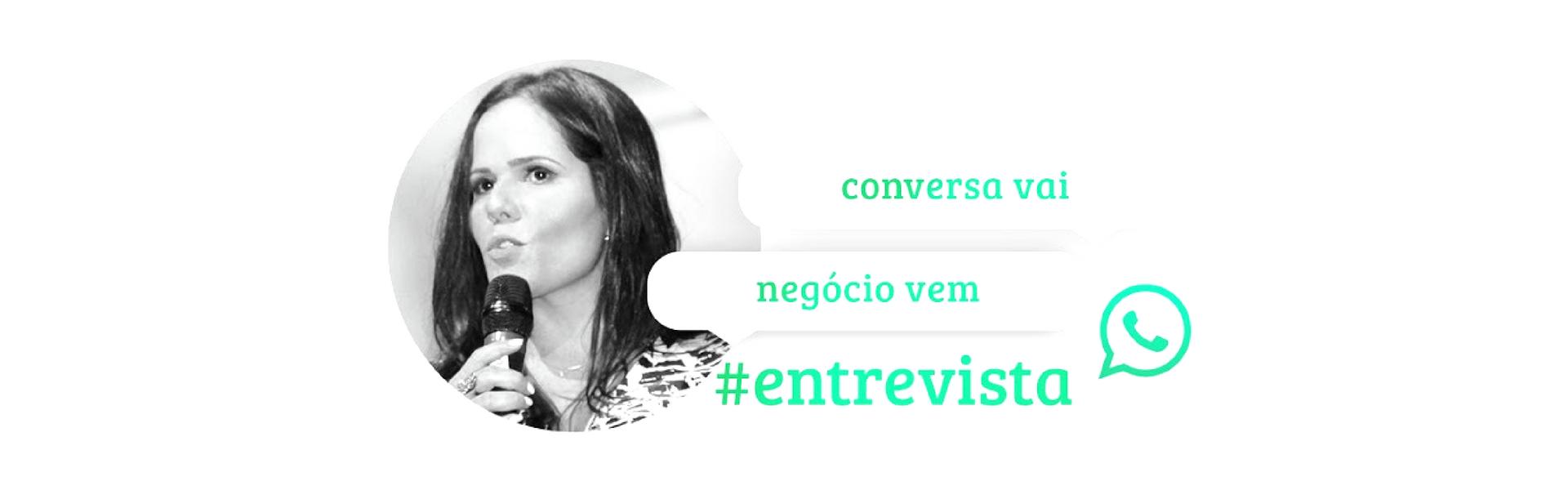 Conversa vai, negócio vem #02 - Flavia Gamonar