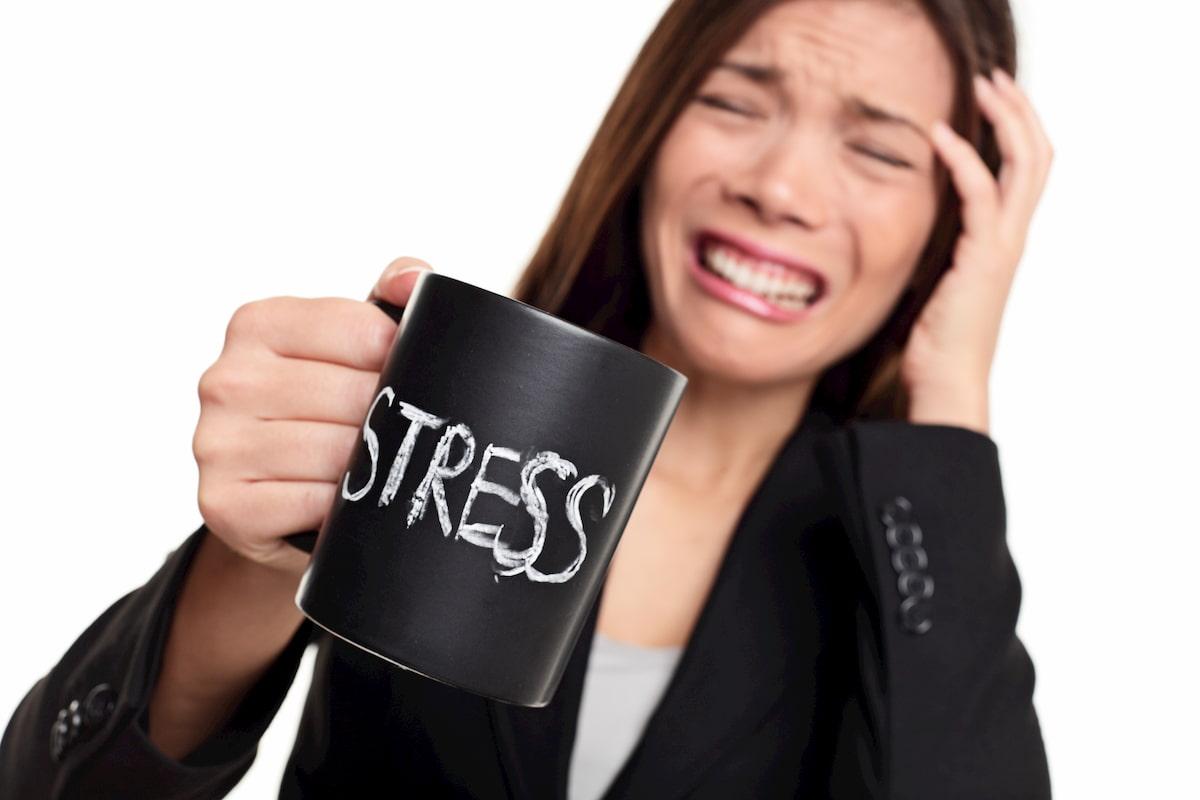 Como relaxar após um dia estressante de vendas?