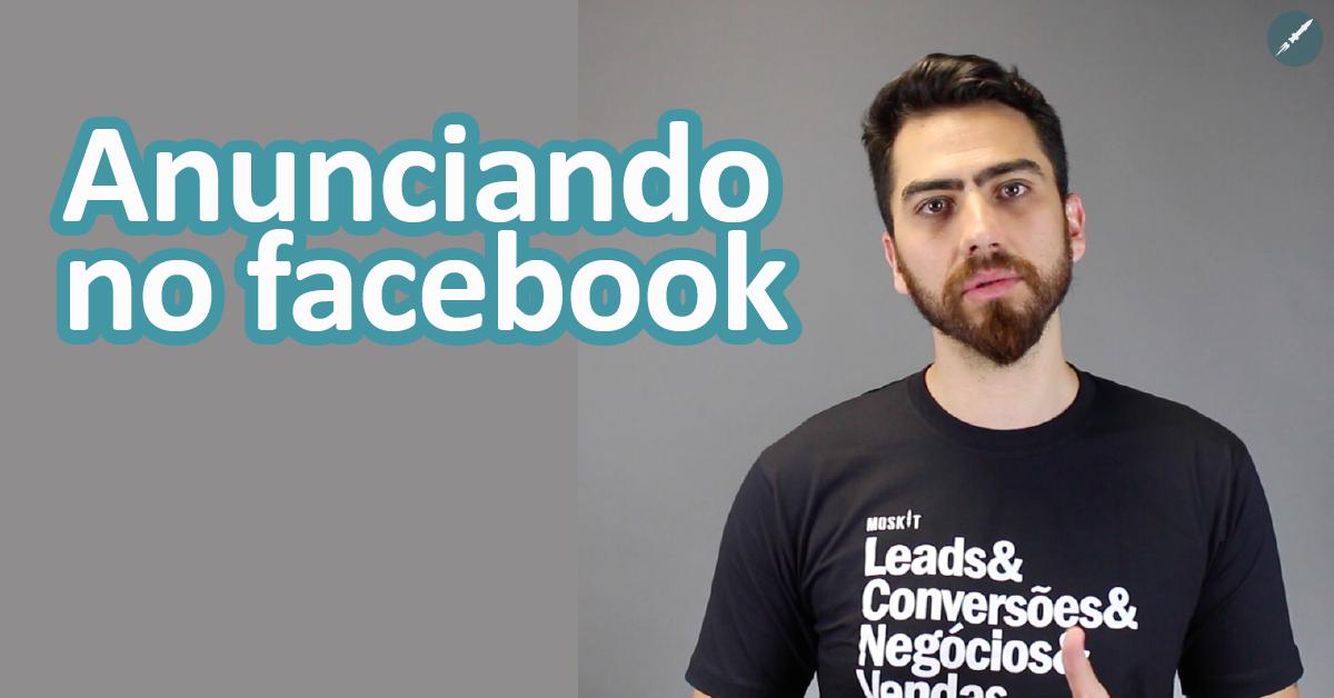 [Vídeo] Anunciar no Facebook