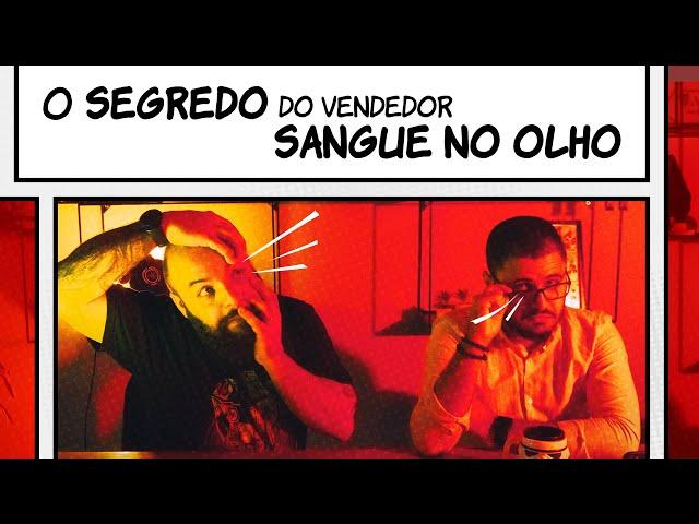 O segredo do vendedor SANGUE NO OLHO   Toca o Sino das Vendas   Temp. 05 Ep.01