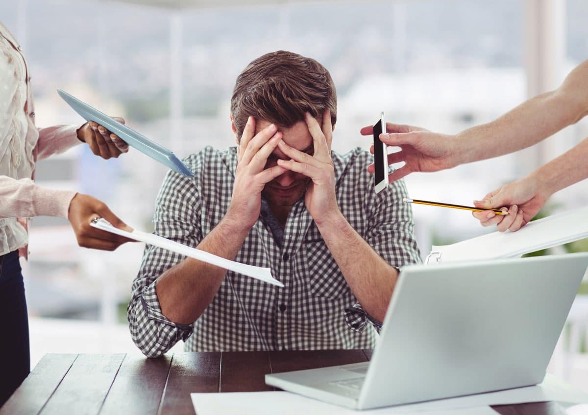 Aprenda a driblar o estresse em vendas
