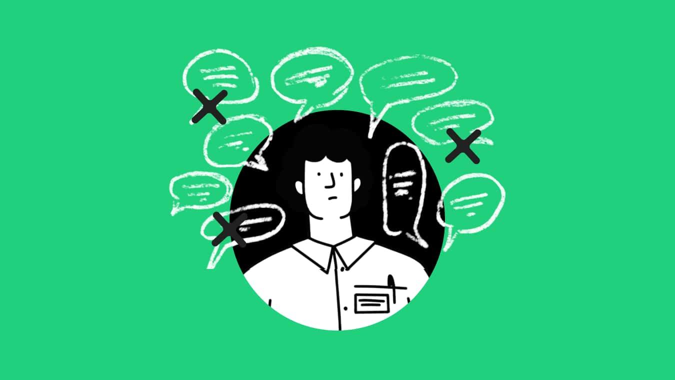 Como e quando dizer não para o cliente?