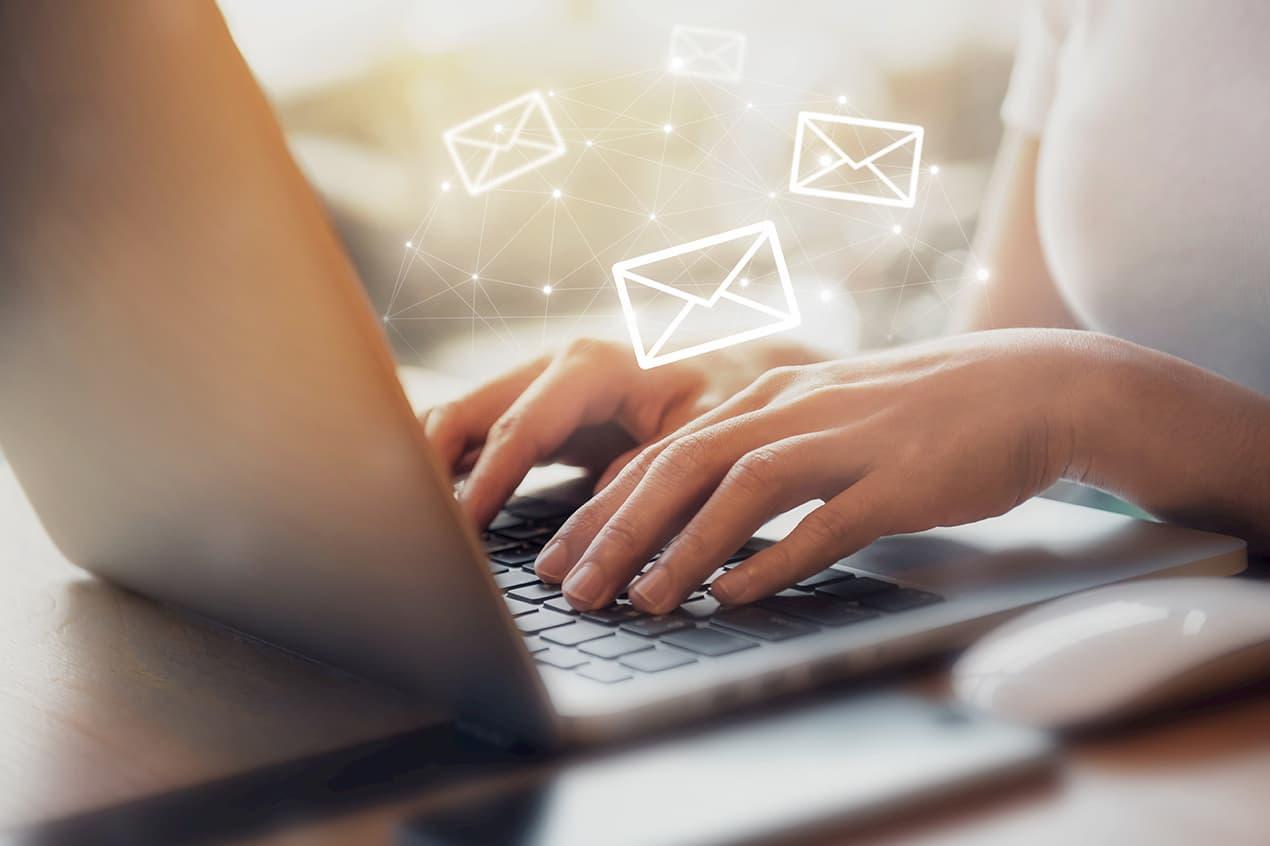 10 modelos de e-mail para enviar ao seu cliente