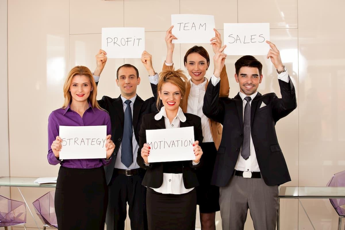 Saiba como motivar uma equipe de vendas